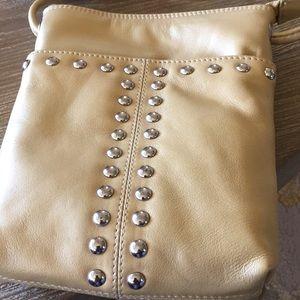"Handbags - Crossbody Leather ""NWT"""